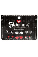 Skelanimals - Kit Earrings