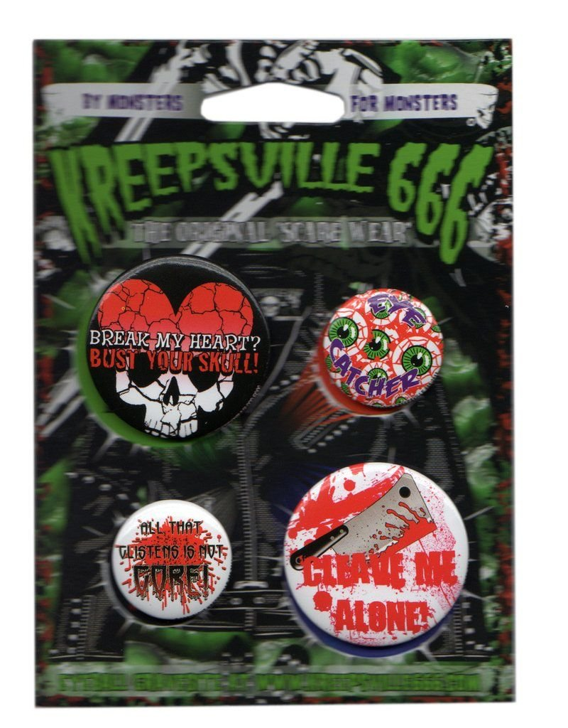 Gore Badge Set