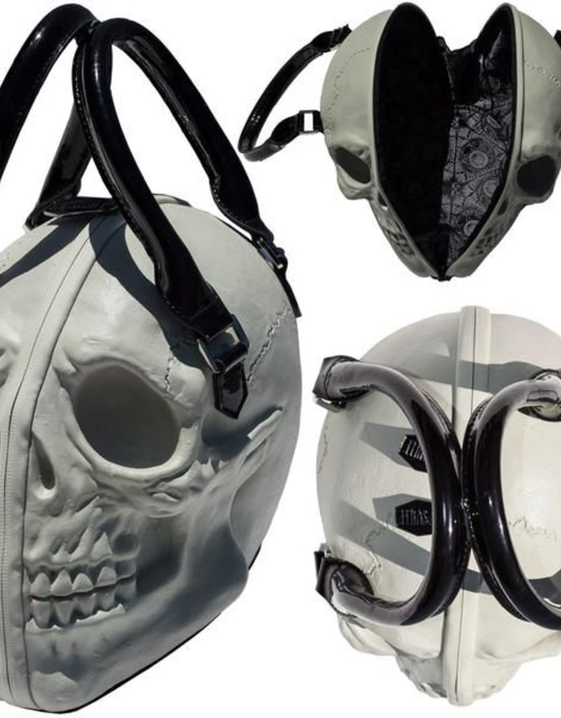 Skull Collection Hand Bag - Natural Glow