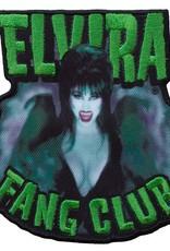 Elvira Fang Club Patch