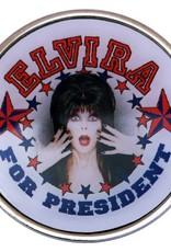 Elvira For President Pin *DS