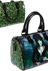 Elvira Glitter Zombie Bag