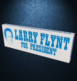 Hustler Larry Flynt For President Bar with Almonds