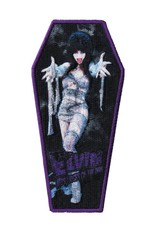 Elvira Bandage Coffin Patch