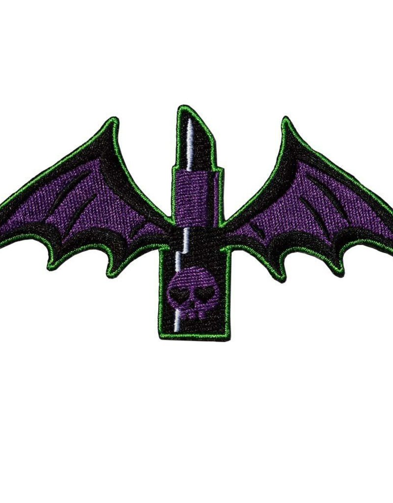Lipstick Wings Patch
