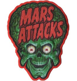 Mars Attacks Trooper Patch
