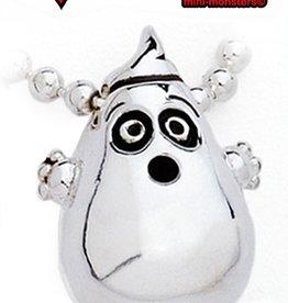 Oscar Ayotzintli - Marshall the Scaredy Ghost Necklace