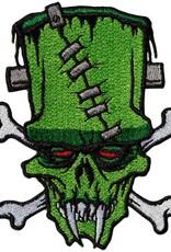 Toxic Toons Frankie Crossbones Patch