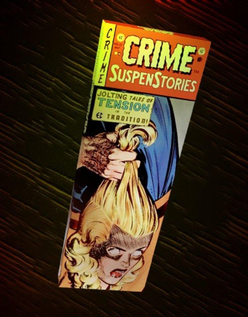 Crime SuspenStories Bar
