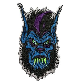 Toxic Toons Wolfie Patch
