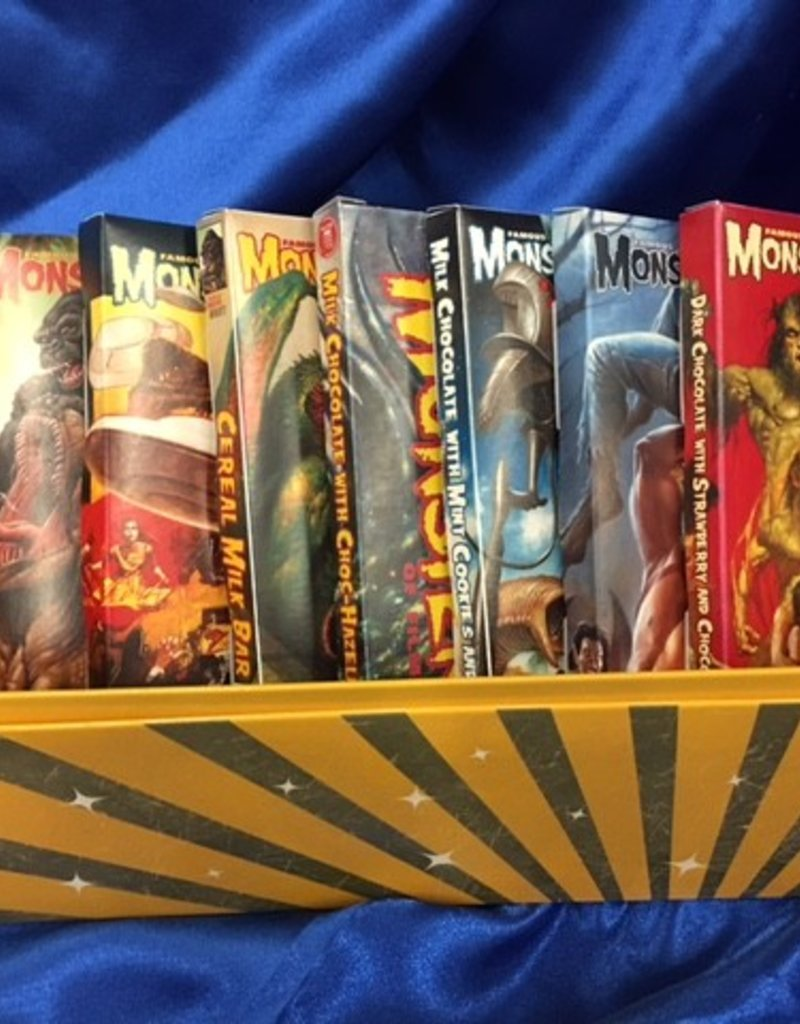 Famous Monsters Gift Set