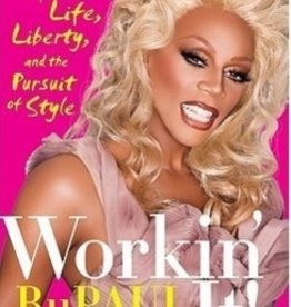 RuPaul Workin It Book