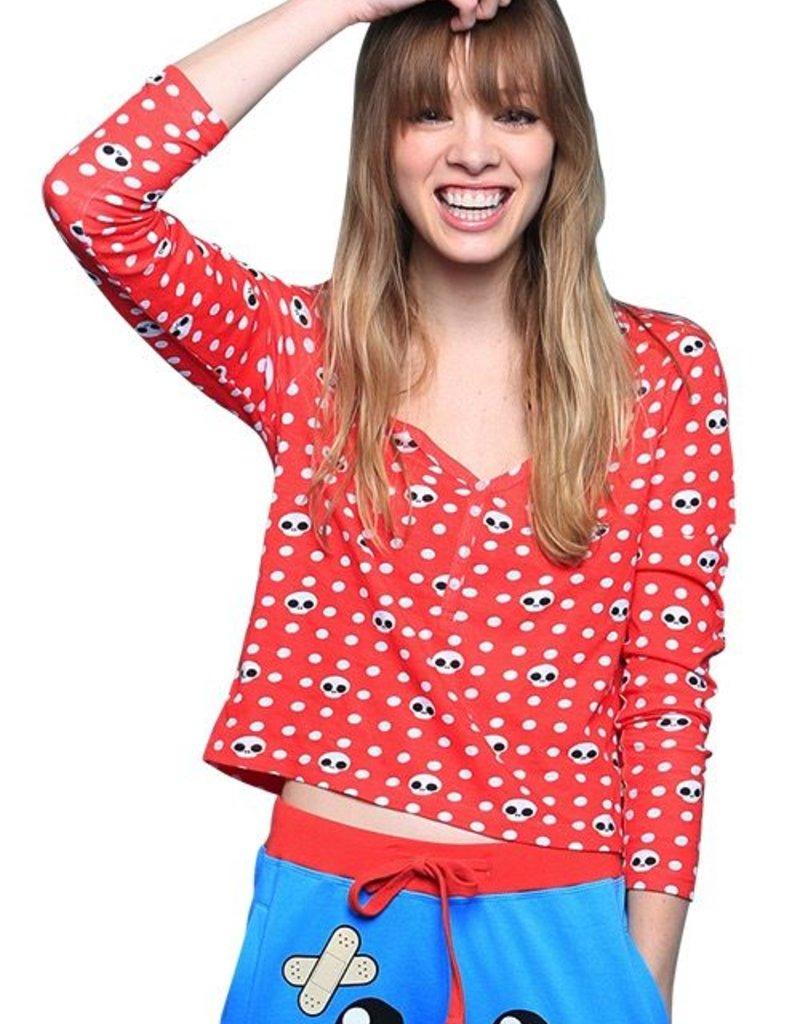 Ozzie Henley Shirt