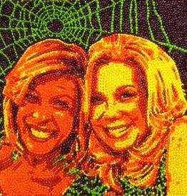 Candylebrity Artwork (36x36) - Kathy Lee & Hoda