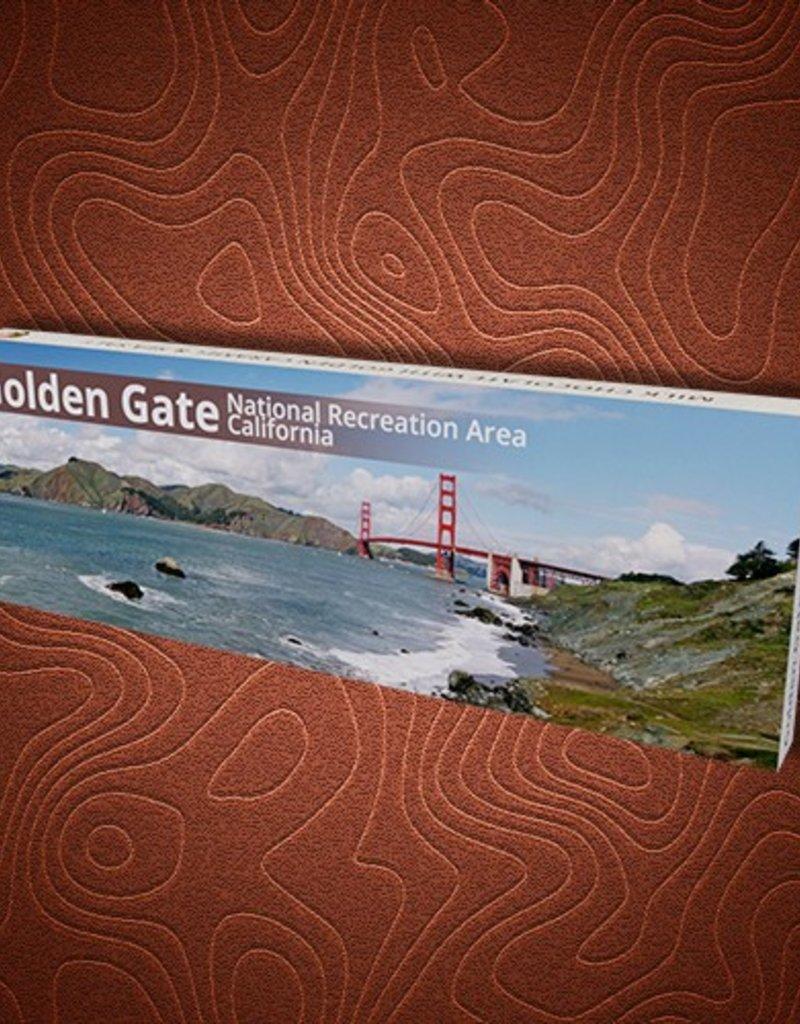 National Parks Collection - Golden Gate Bar