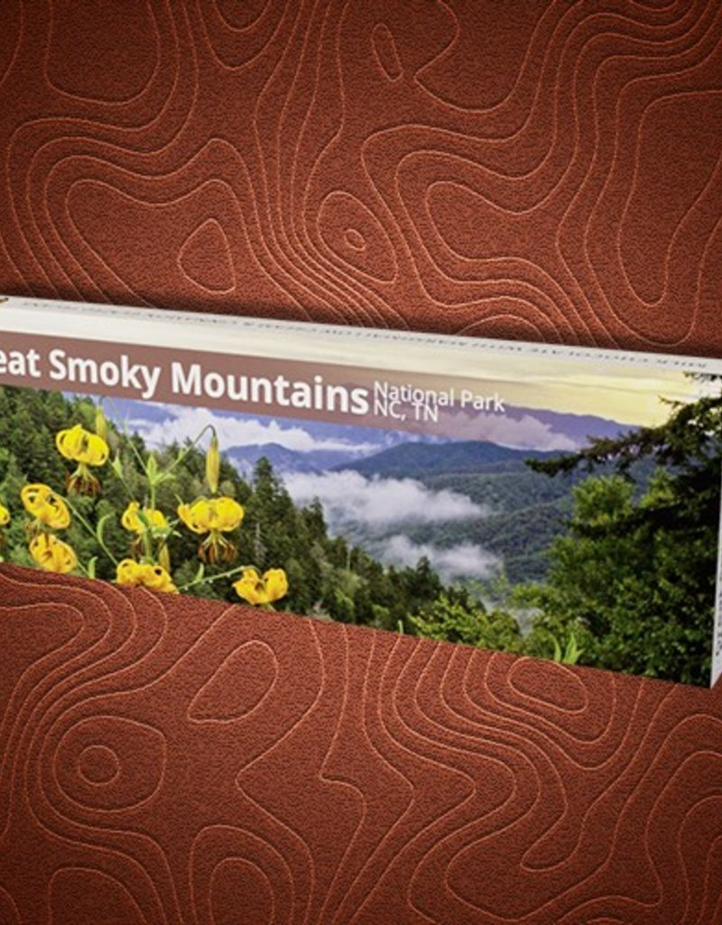 National Parks Collection - Great Smoky Mountains National Park Bar