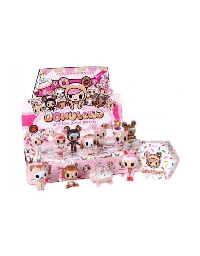 tokidoki - Donutella Mini Figures Blind Box