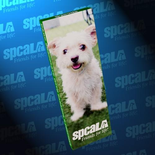 spcaLA Dark Chocolate Bar