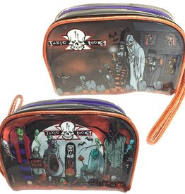 Toxic Toons Halloween Make Up Bag