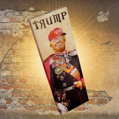 Dictator Trump Bar