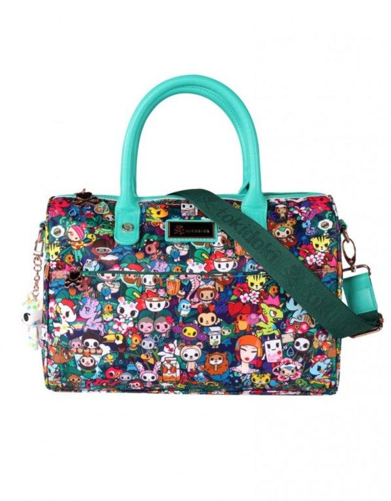 tokidoki - Rainforest Bowler Bag