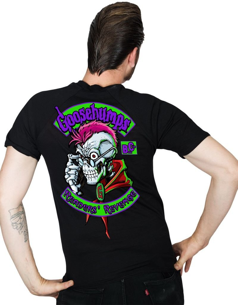 Goosebumps Reader's Revenge T-Shirt