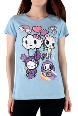 tokidoki - Candy Clouds Tee