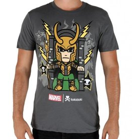 tokidoki - Loki Throne Tee