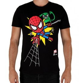 tokidoki- Action Spidey Mens Tee