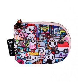 tokidoki - Kawaii Metropolis Zip Coin Purse