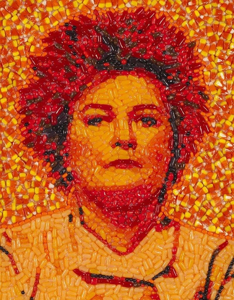 Candylebrity Artwork (18x24) - Red