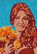 Candylebrity Artwork (12x16) - Lisa & Giggy