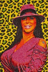 Candylebrity Artwork (36x48) - Big Ang
