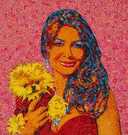 Candylebrity Artwork (36x36) - Lisa Vanderpump & Giggy