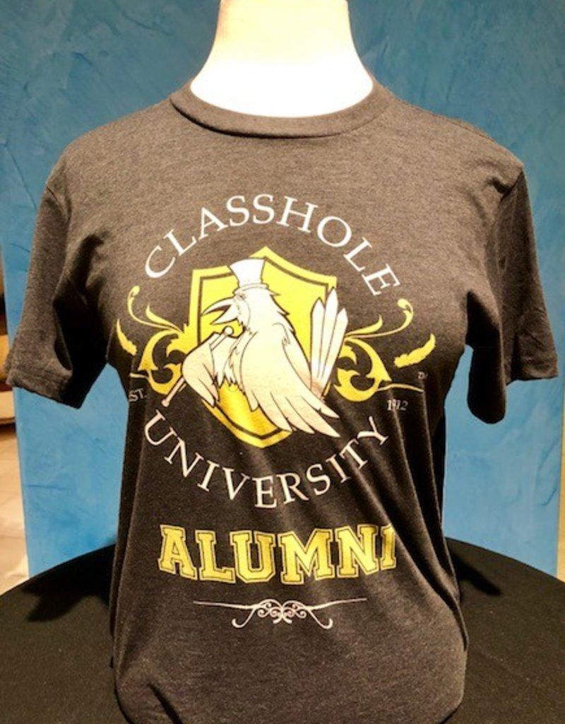 Classhole University Alumni Tee