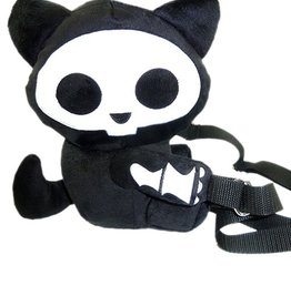 Skelanimals - Kit Plush Crossbody Backpack