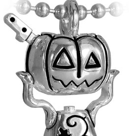 Oscar Ayotzintli - Jack B. Little Pumpkin Necklace