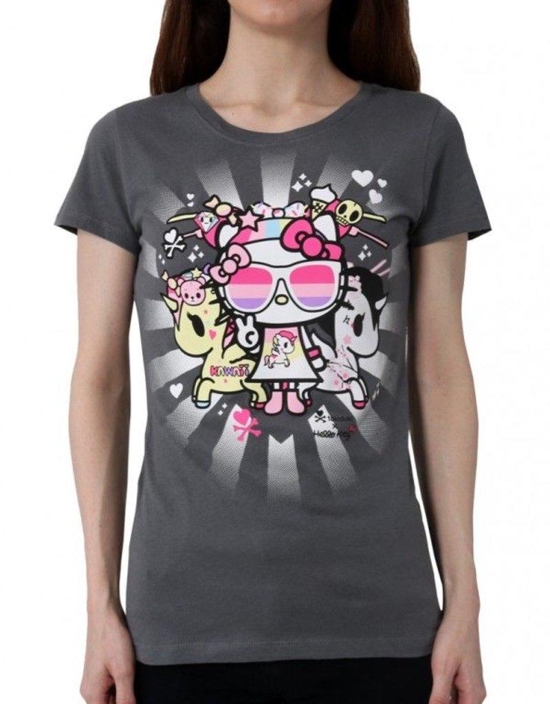 tokidoki - Hello Kitty Super Kitty Tee