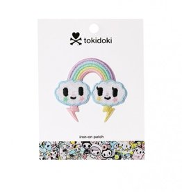 tokidoki - Pastel Pop Rainbow Patch