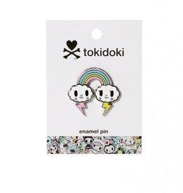 tokidoki - Pastel Pop Rainbow Enamel Pin