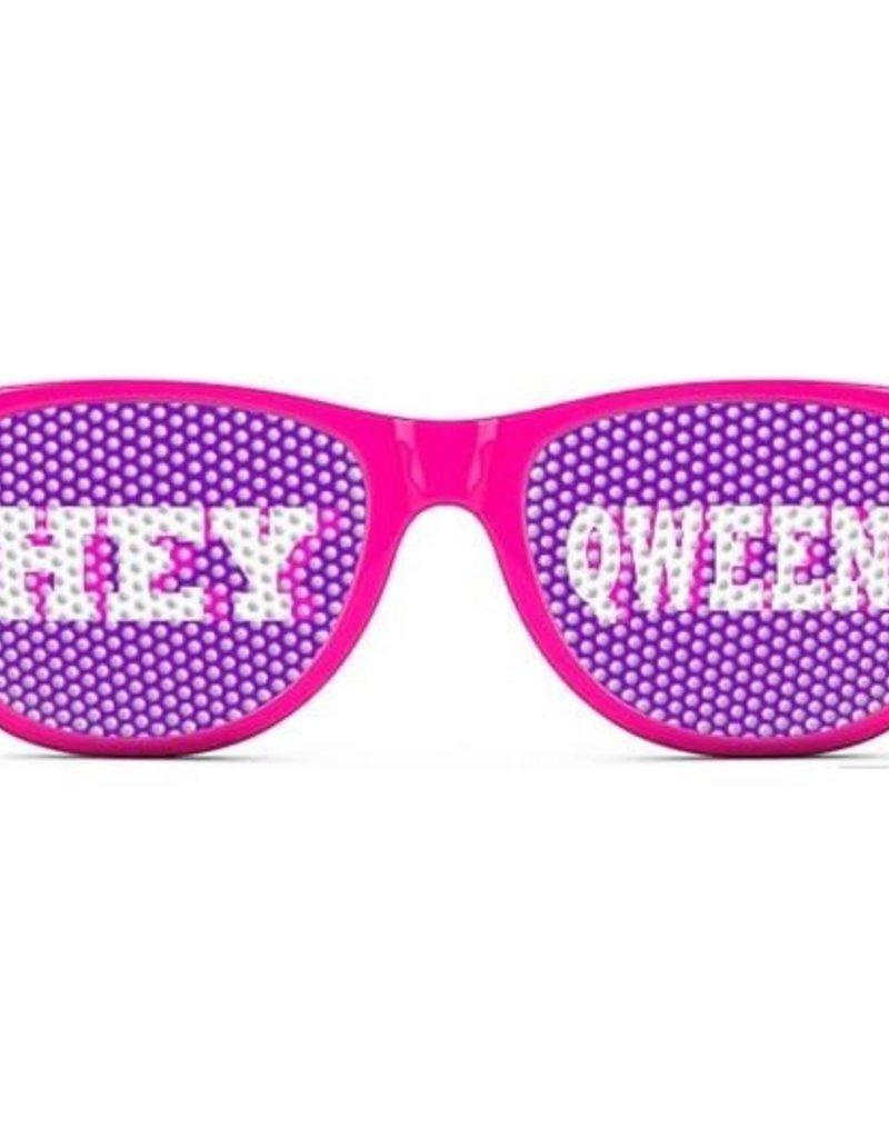 Hey Qween Glasses