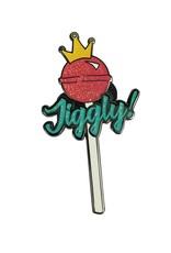 Jiggly Caliente Enamel Pin