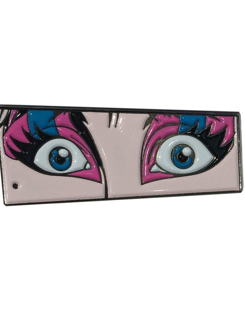 Eyes of Elvira Enamel Pin