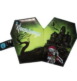 Goosebumps Haunted House Coffin Wallet