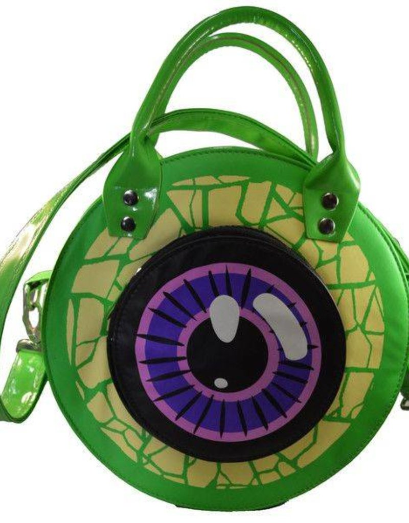 Eyeball Bag - Green