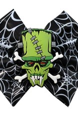 Toxic Toons Hairbow Frank Crossbones