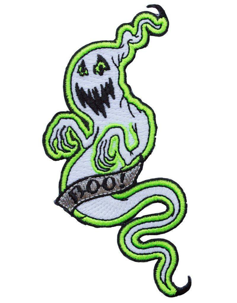 Boo Ghost Glow Patch