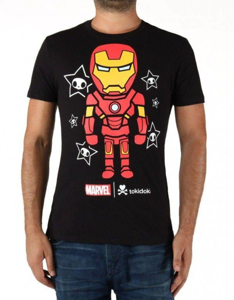 tokidoki - Iron Man 2017 Men's Tee