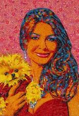 Candylebrity Artwork (36x36) - Lisa Vanderpump & Giggy