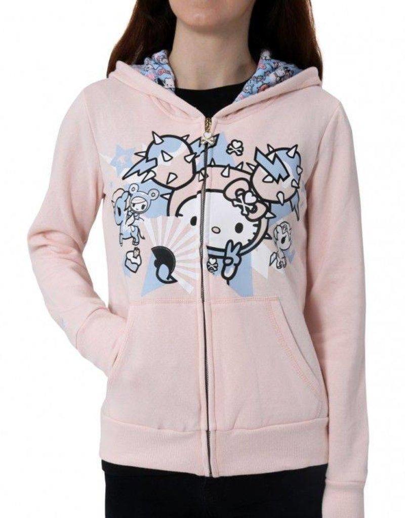 tokidoki - Electric Kitty Hoodie
